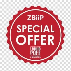 SPECIAL OFFER Z-BiiP & 2ml Tank & 2 E-LIQUIDS