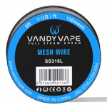 Vandy Vape Mesh Wire NI80-SS316L