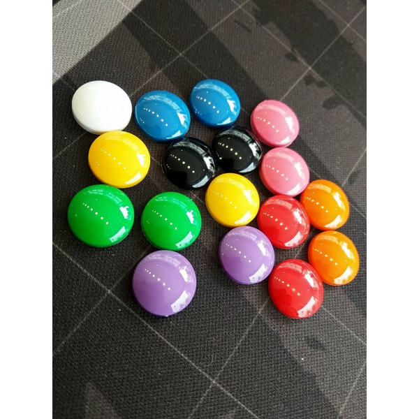Colored Buttons For HexOhm V3