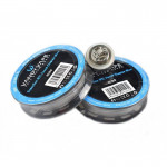 Vandy Vape Superfine MTL Fused Clapton Wire Ni80