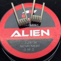 Coilology Prebuilt Coils Alien NI80