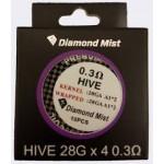 Diamond Mist Prebuilt Coils