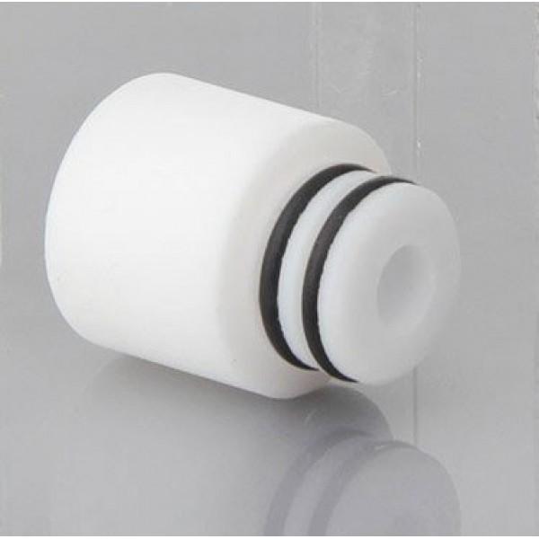 Drip tip 510 POM White