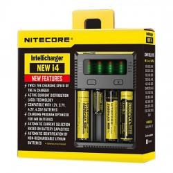 Φορτιστής Nitecore I4 New