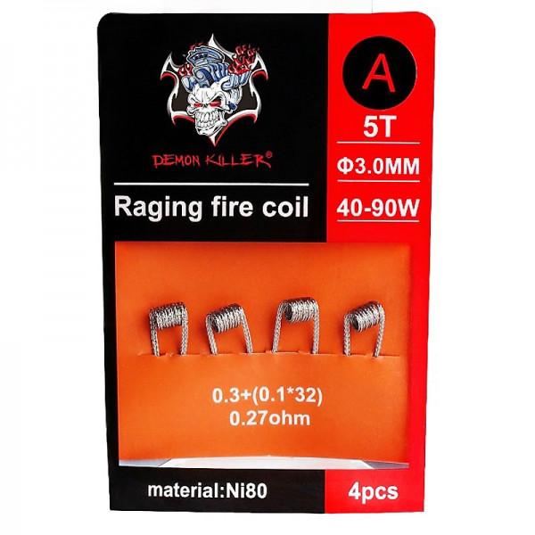 Demon Killer Raging Fire NI80