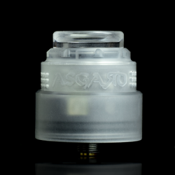 Asgard Mini RDA 25mm Limited Edition Iced-Smoked Out by Vaperz Cloud
