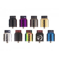 Rebirth RDA 24mm By Hellvape