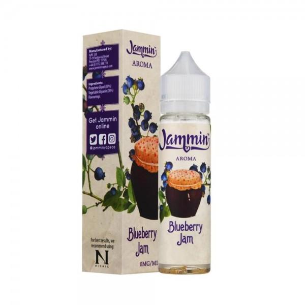 Blueberry Jam Flavor Shot 60ml