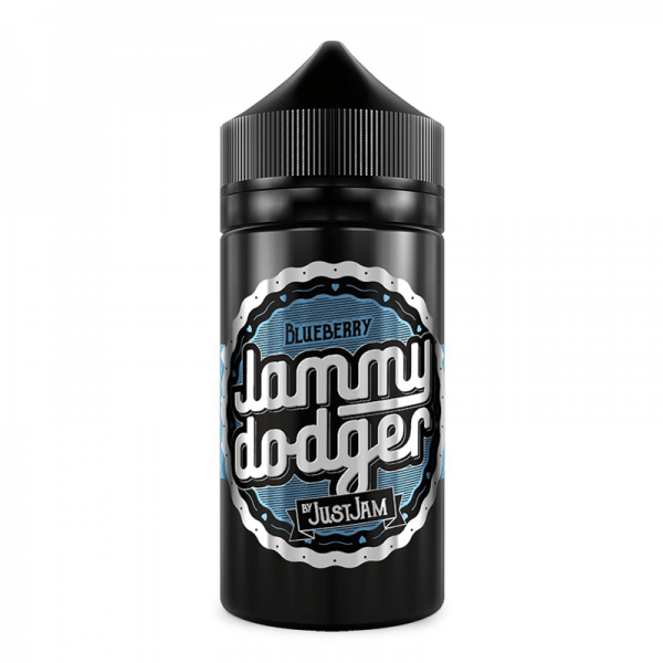 Blueberry Jammy Dodger