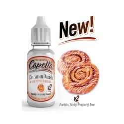 Capella Cinnamon Danish