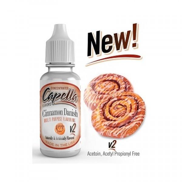 Capella Cinnamon Danish