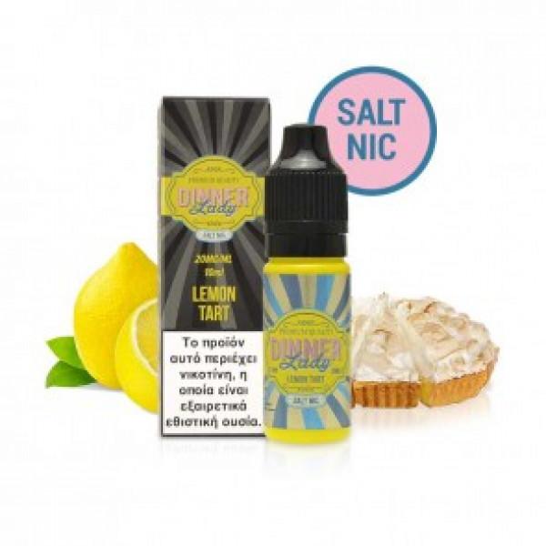 Dinner Lady Lemon Tart Salt Nicotine 20mg