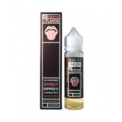 Charlie's Chalk Dust Donut Cappuccino Flavor Shot 60ml