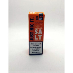Just Nic It Salt Nicotine Shot 50VG-50PG 20mg 10ml