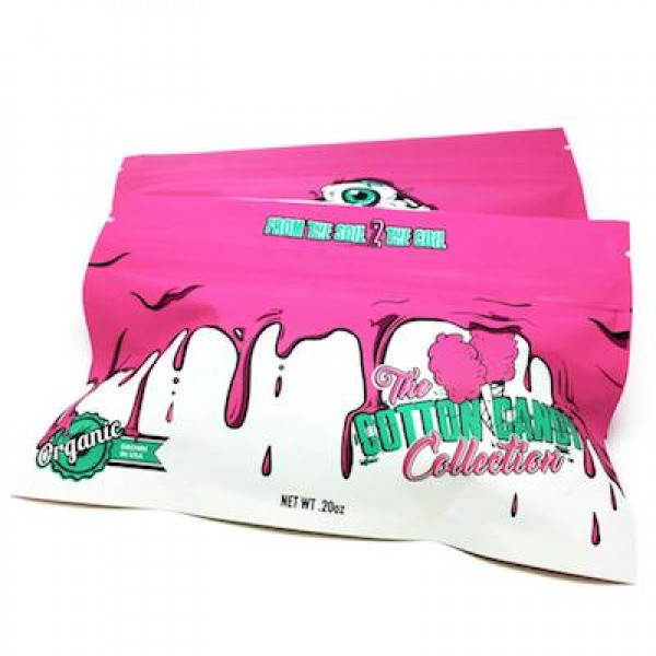 The cotton candy collection