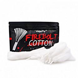 Firebolt Cotton with aglets by Vapefly