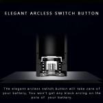 Arcless Mech Mod By MechLyfe & AmbitionZ VapeR