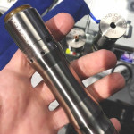 Vindicator 21700 Mod 28mm Full Setup with Constant Contact Switch by Kennedy Vapor