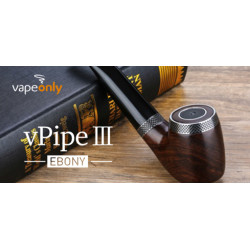 vPipe III Ebony e-Pipe 18350 Kit