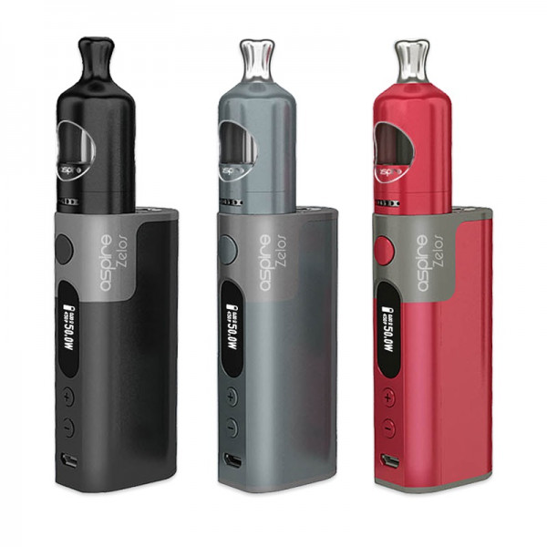 Aspire Zelos Kit 50Watt