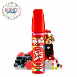 Dinner Lady Sweet Fusion Tuck Shop 60ml